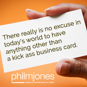 pro business card Phil M jones